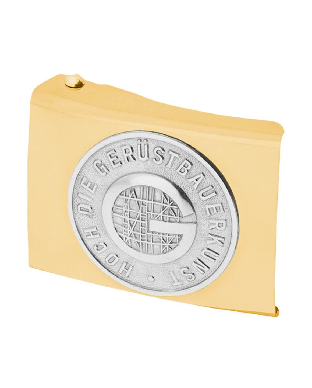 Koppelschloss FHB Freddy 87050 - 80 gold