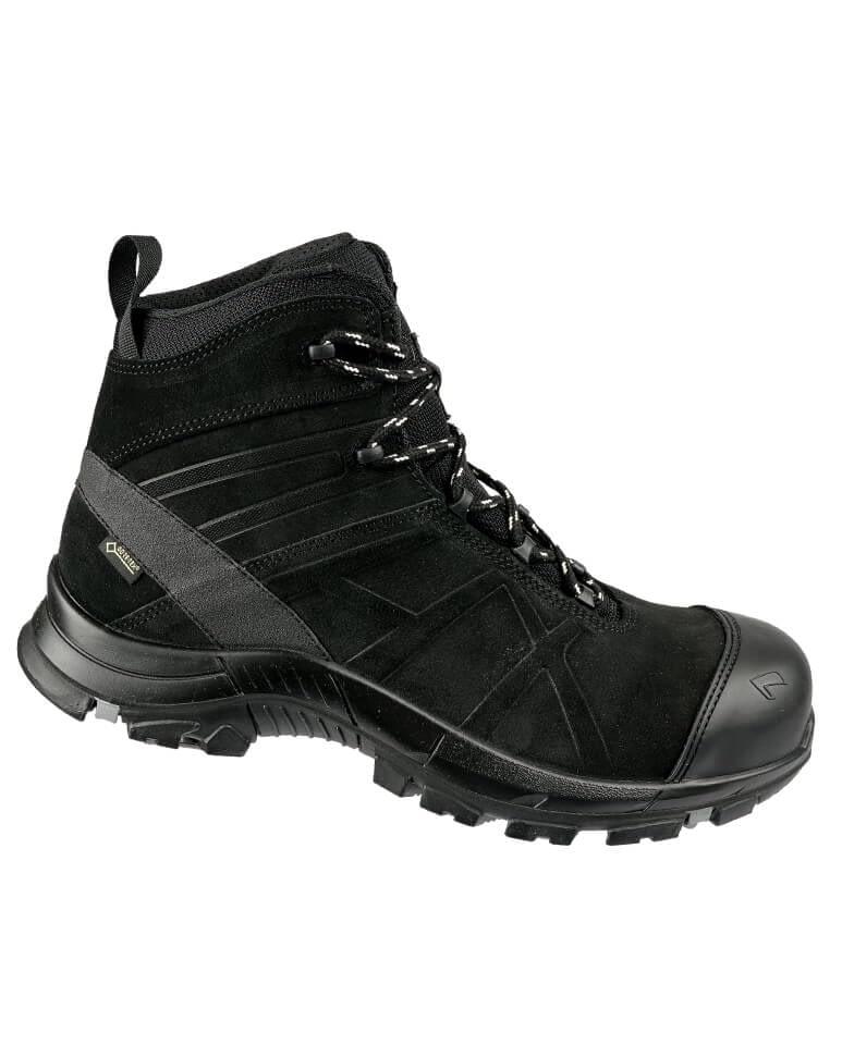 Sicherheitsschuh Haix Black Eagle Safety 53 Mid S3 schwarz