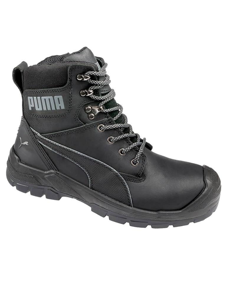 Sicherheitsschuh Puma Conquest High S3 schwarz