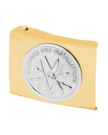 Koppelschloss FHB Florenz 87040 - 80 gold