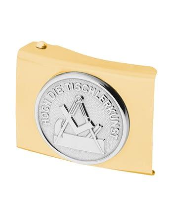 Koppelschloss FHB Gerrit 87060 - 80 gold